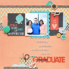 Grade Nine Graduate - Scrapbook.com