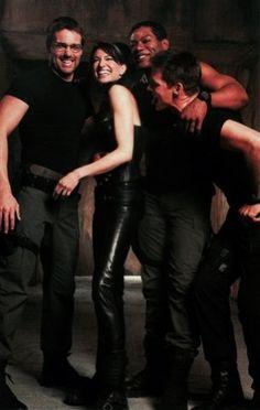 Stargate SG1 Cast