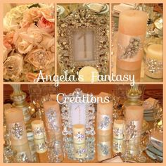 Candles & Picture frames! 818-817-7575