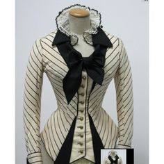 What She Wore to the Gilded Age 1880-1901 via Polyvore - reproduction for a movie