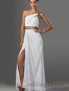 Crystal Detailing Split dress, Greek <3