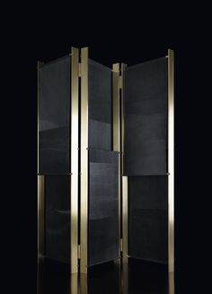 Room divider by Gabrielle Shelton and chris Rucker. Nice layered and industrial…