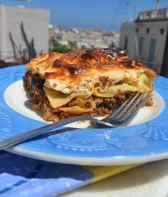 Italian Recipes, Greek Recipes, Lasagna, Yummy Food, Pasta, Meals, Ethnic Recipes, Delicious Food, Meal