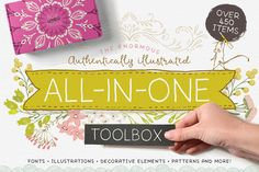 The Enormous, Authentically Illustrated All-in-One Toolbox - Design Cuts