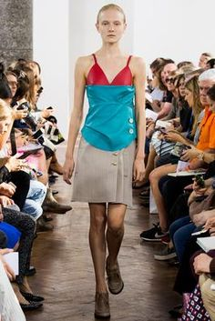 J.W. Anderson Spring 2015 Ready-to-Wear Fashion Show: Complete Collection - Style.com
