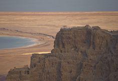 Israel 10475 Herod palace at Masada