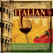 Album: Italian Dinner Party Music / Artist: Mulberry Street