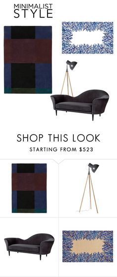 """""""Untitled #140"""" by sugarcubed3 ❤ liked on Polyvore featuring interior, interiors, interior design, home, home decor, interior decorating, Ted Baker, Gubi, Trans-Ocean and Minimaliststyle"""