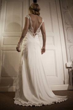 Robes de mariée 2013 : la collection Stéphanie Wolff