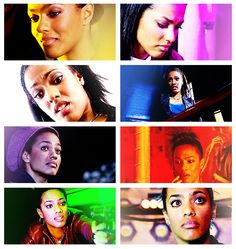 Doctor Who 30 day challenge day 3: least favorite companion. Martha Jones. She had her moments but she annoys me. Of course, I may just be prejudiced because of Rose.