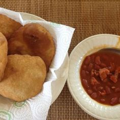 Recipe - Domplines (Puerto Rican Fried Dough) reminds me of my Wela
