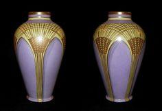 The Portuguese Period Ceramics Art Deco