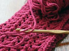 Blog: Learning to Crochet - The Basics. Craft Foxes