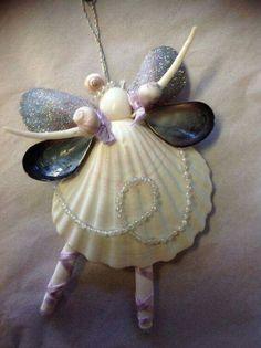 Seashell ballerina