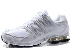 Chaussures Nike Shox R4 Blanc [nike_12163] - €45.90 : Nike Chaussure Pas Cher,Nike Blazer and Timerland  http://www.facebook.com/pages/Chaussures-nike-originaux/376807589058057