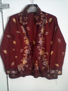 Batik Indonesia Batik Dunia: Pesan Batik Custom