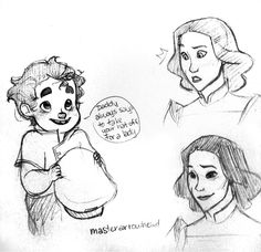 Lin and baby Bolin