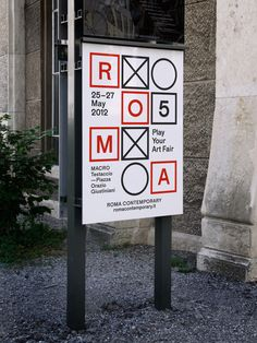 September Industry, Roma Contemporary