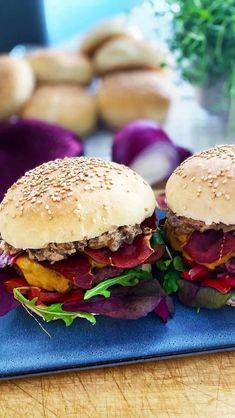 Instagram Salmon Burgers, Ethnic Recipes, Blog, Instagram, Blogging