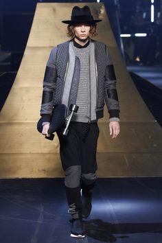 Philipp Plein menswear fall/winter 2016