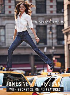 Jones New York, Glamour magazine, Fashion