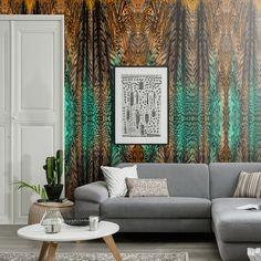 #leopard #green #brown #Divas Diva Design, Divas, Couch, Brown, Furniture, Collection, Home Decor, Settee, Decoration Home