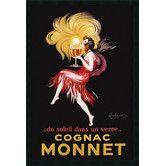 "Found it at Wayfair - Cognac Monnet (ca. 1927) by Leonetto Cappiello, Framed Print Art - 37.66"" x 25.66"""