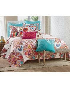 Look what I found on zulily Green Lena Vintage Collection Quilt