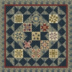 Generals' Wives quilt...on my to do list.