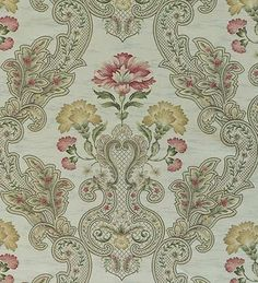 Natural and Gold Fabrics Egidio Beige