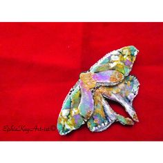 Butterfly Brooch Butterfly Pin Vintage Butterfly pin Butterfly... ($88) ❤ liked on Polyvore featuring jewelry, brooches, wing jewelry, vintage brooches, pin brooch, party jewelry and vintage jewellery