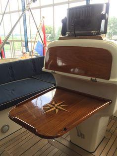 Te koop sloep Makma Caribbean 31 for sale van wijk sloepen woubrugge 9
