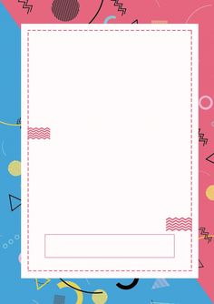 Collage Background, Background Design Vector, Cartoon Background, Geometric Background, Background Templates, Background Images, Creative Poster Design, Graphic Design Posters, Blue Aesthetic Pastel