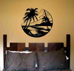 Hey, I found this really awesome Etsy listing at https://www.etsy.com/listing/191005043/beach-scene-sticker-wall-decal-sticker