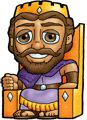 King David free clip art