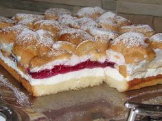 Sweets Cake, Bon Appetit, Cheesecake, Food And Drink, Cook, Recipes, Kuchen, Essen, Cheesecakes