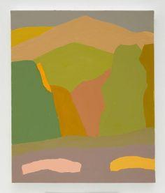 Etel Adnan, 'Untitled,' 2015, White Cube