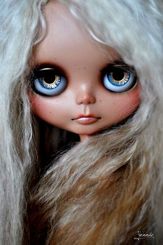 My baby Tiara is home.. by Yennie ~ need more dolly time..:(, via Flickr