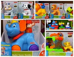 Disney Baby/Fisher-Price toys for babies and toddlers