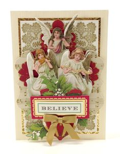 HSN October 7th Sneak Peek #2   Anna's Blog This reminds me of my friend Amy, she creates beautiful cards just like this!