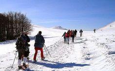NeveUisp 2015 per gli appassionati di ciaspole (Parte 4) #neve #ciaspole #ciaspolata #sport