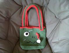 TheCrochetZombie: Free The Crochet Zombie Bag Pattern