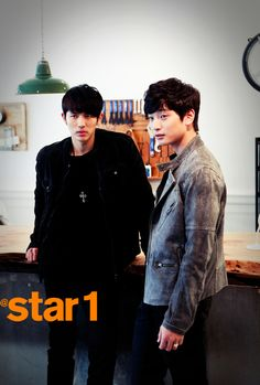 2AM - @Stacy Wilkins Magazine February Issue '13 --- seulong and jin woon
