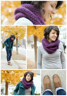 Hello Hue: a simple winter outfit