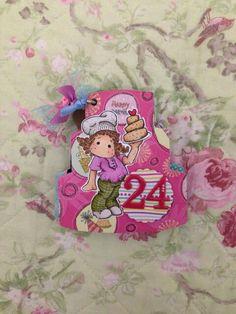 Mini cake album