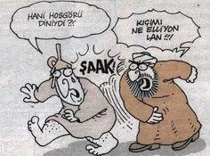 Karikatür XL: Hani Höşgörü Diniydi?