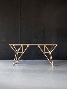 thedesignwalker:  27 Contemporary Plywood Furniture Designs - ArchitectureArtDesigns.