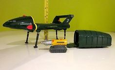 6 '' ##thunderbirds #thunderbird 2  #soundtech and mole vehicle carlton 2000,  View more on the LINK: 	http://www.zeppy.io/product/gb/2/322329120008/