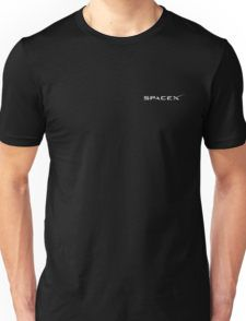 SpaceX Logo Left T-Shirt