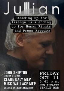 """""""I'll be joining John Shipton, father of founder Julian Assange, at in Temple Bar, on Friday, October to explain why standing up for Assange is standing up for human rights and press freedom Chelsea Manning, Temple Bar, Human Rights, Stand Up, Oc, London, Street, Politics, Get Up"""